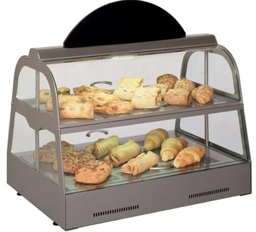 Loire Pie Warmer Display Cabinet